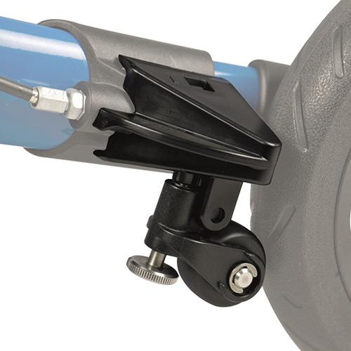 Rollwiderstand-System zu Rollator Topro