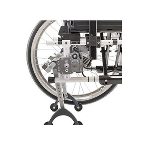 Rollstuhlhalterung zu «E-Fix»