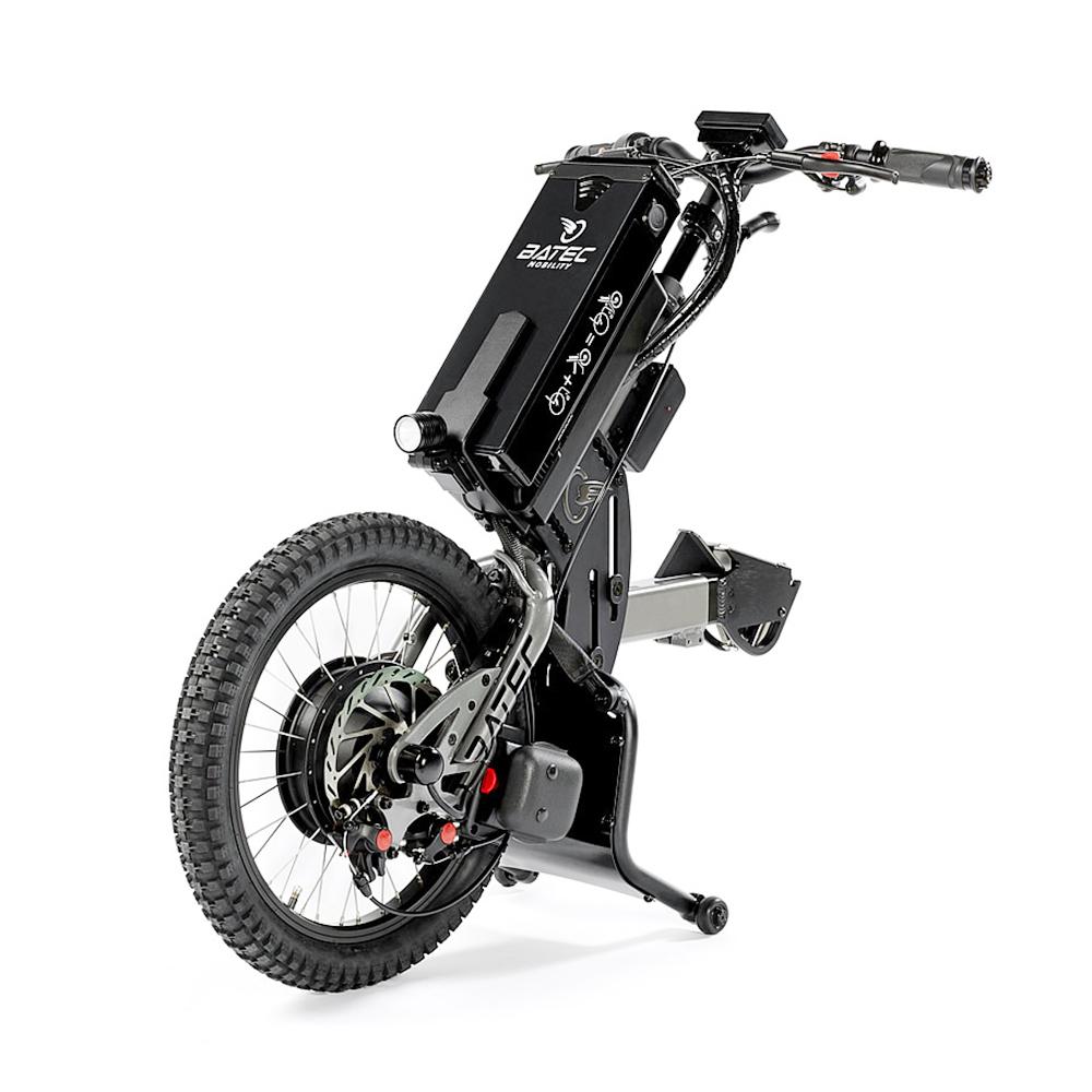 Batec Electric 2 – Zuggerät für Rollstühle