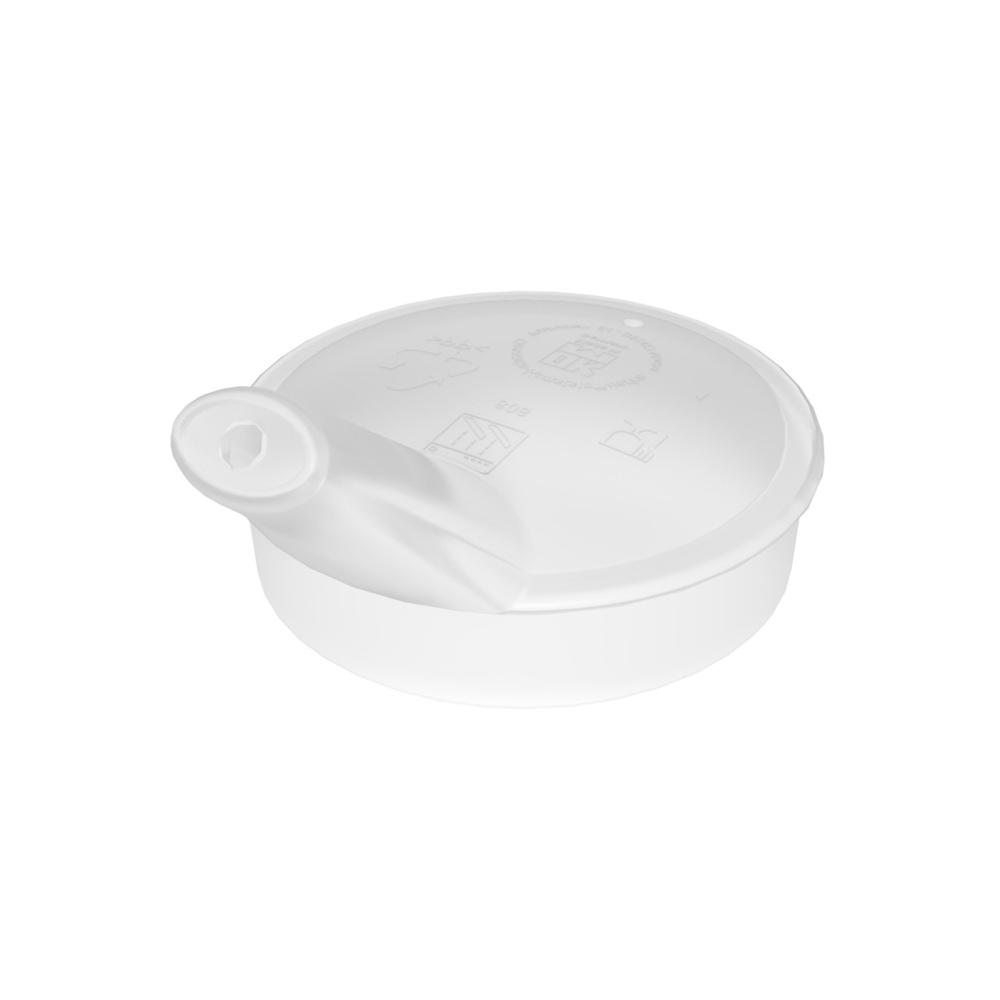 Schnabelaufsatz kleine Öffnung (ø 5 mm) natur-transparent / M806