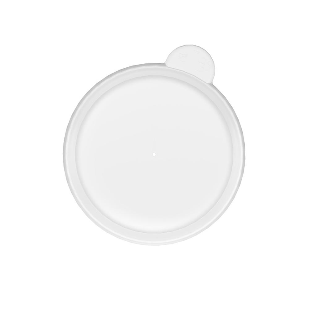 Deckel (ø 70 mm) transparent / M812