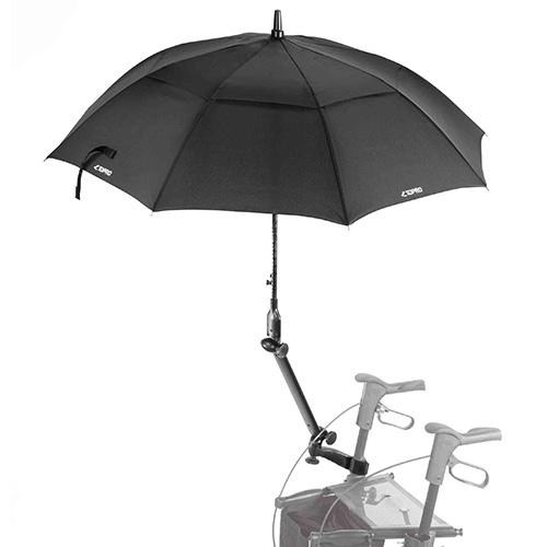 Schirm zu Rollator Topro