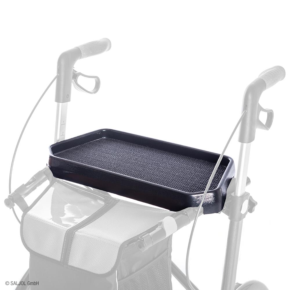 Tablett zu Rollator von SALJOL