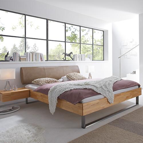 Bettenrahmen «Wood-Line» von Hasena