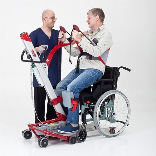 Patientenlifter Quick Raiser 2 – Molift