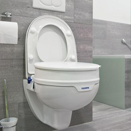 WC Sitzerhöhung Aquatec 90, 10 cm