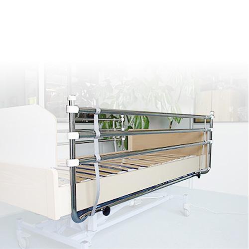 Seitengitter zu Betten von Sacon