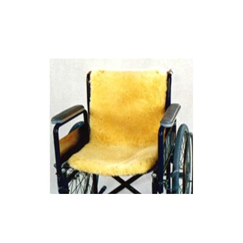 Schaffell für Rollstuhl