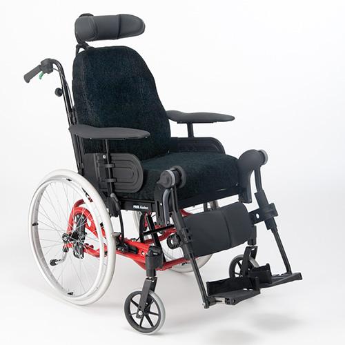 Multifunktions-Rollstuhl Rea Azalea