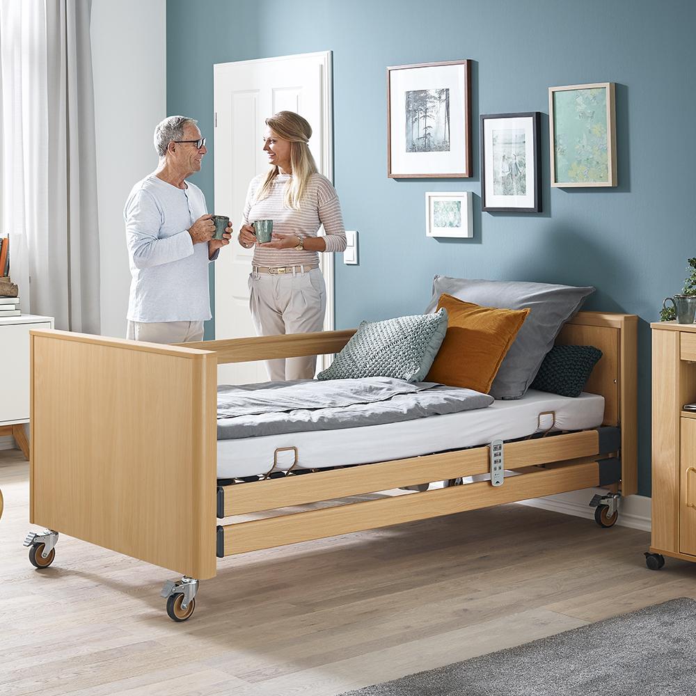 Pflegebetten DALI-Serie