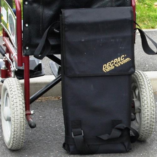 Tasche zu Mini-Rampe Decpac