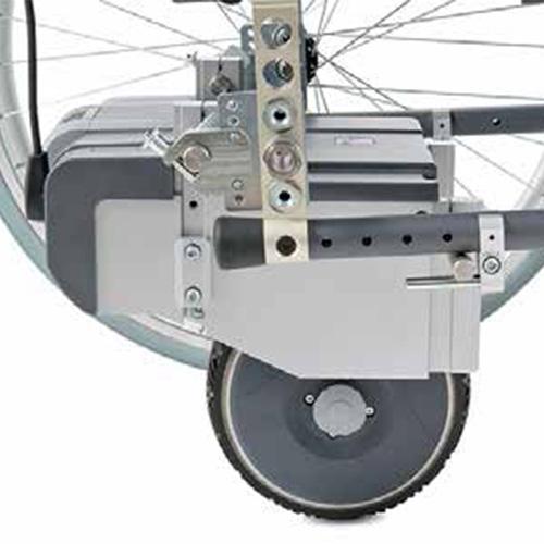 Rollstuhlhalterung zu «Viamobil»