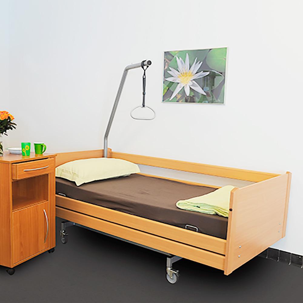 Einbau-Pflegebett Auforum «30.500»