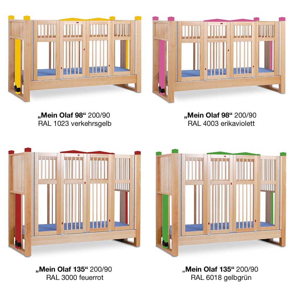 Kinderbett OLAF von KayserBetten