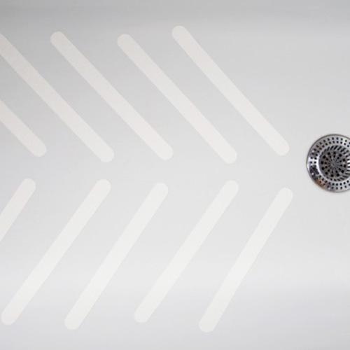 Gleitschutzstreifen für Dusch- und Badewanne
