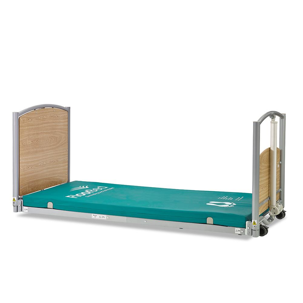 FloorBed 1 – Boden-Pflegebett