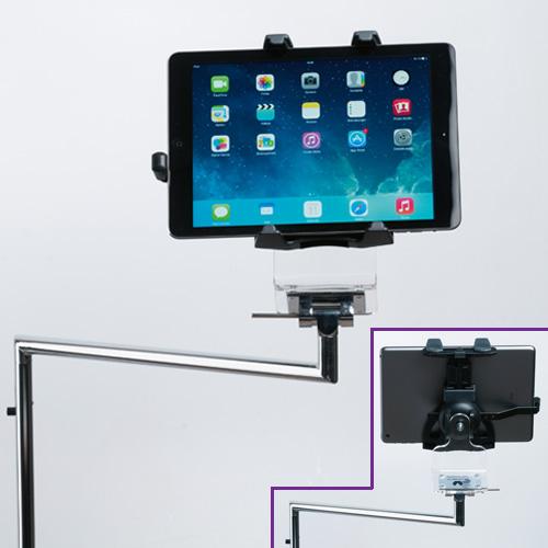 Tablet PC-Halter zu Leseständer SIESTA