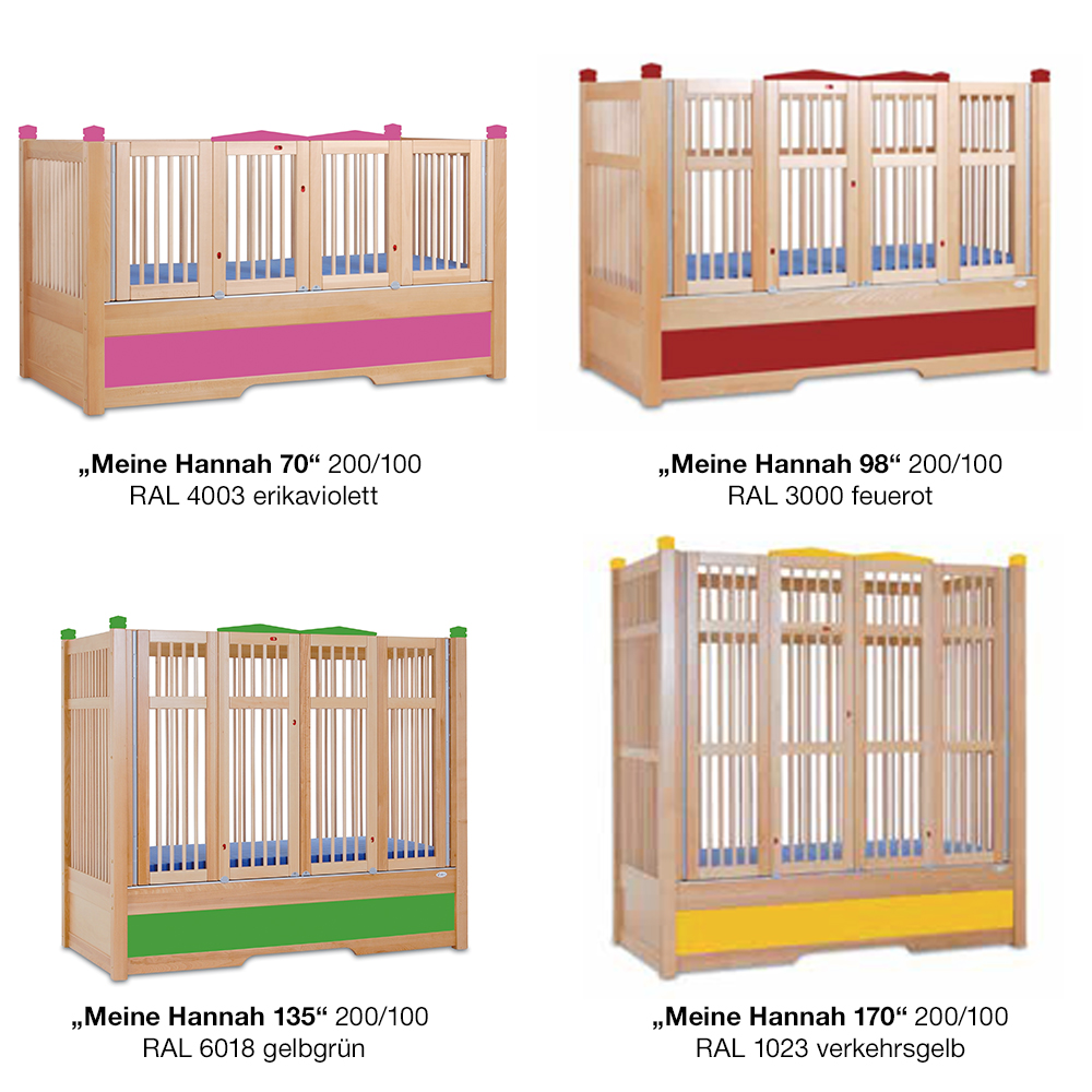 Kinderbett HANNAH von KayserBetten
