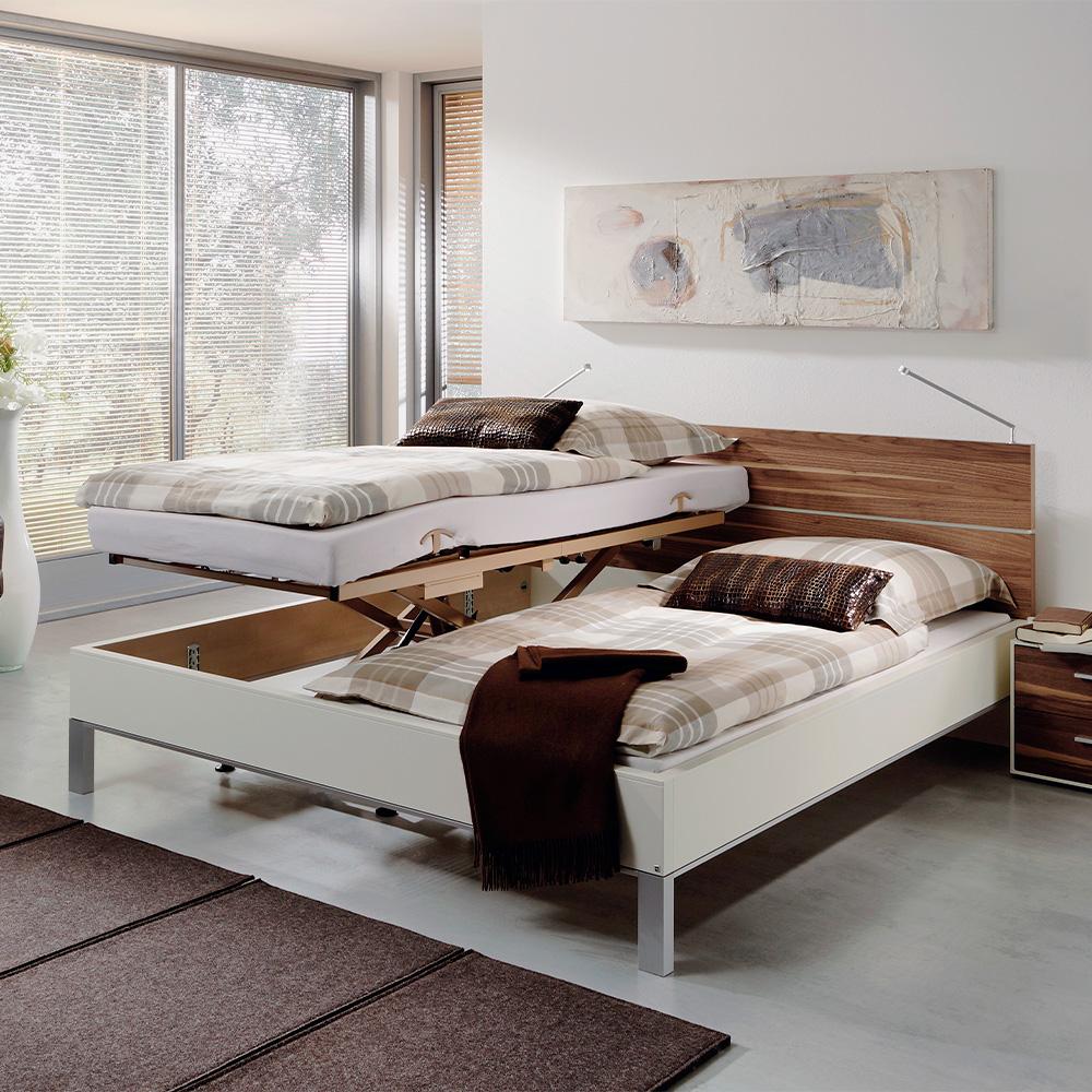 Einbau-Pflegebett Auforum «Standard»