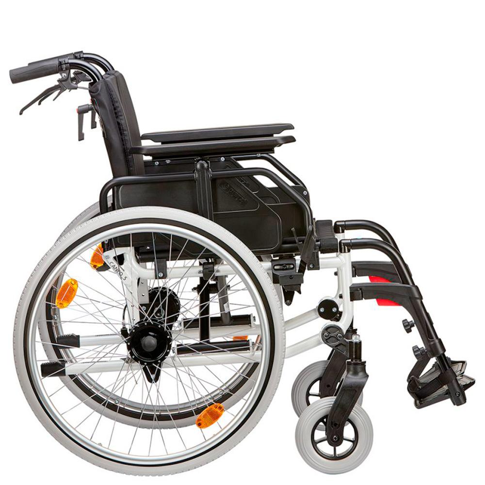 Rollstuhl Caneo S / L mit Trommelbremse