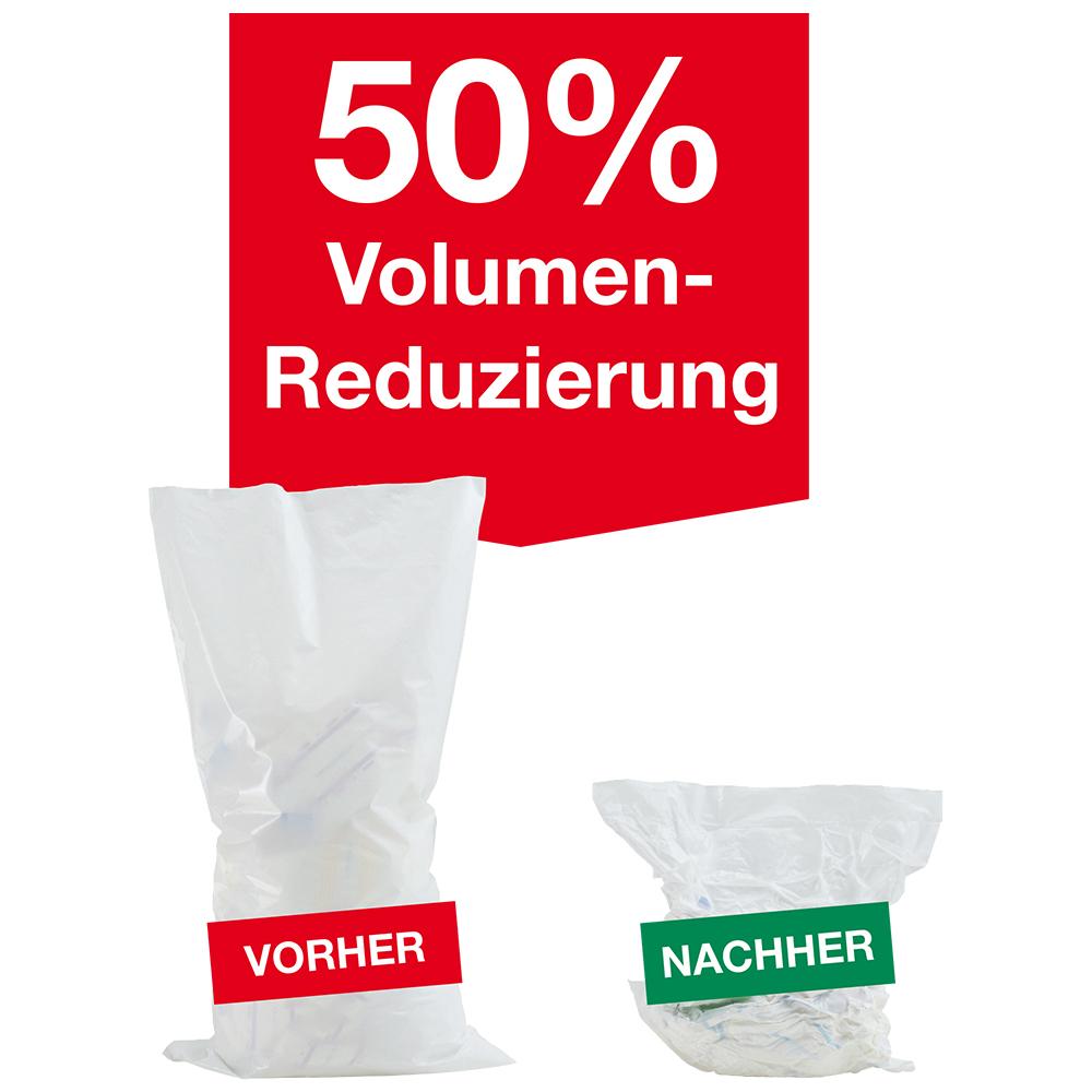 Entsorgungsbeutel für Odocare und Vacura