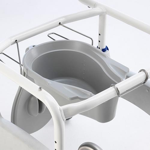 Toiletteneimer zu Ocean