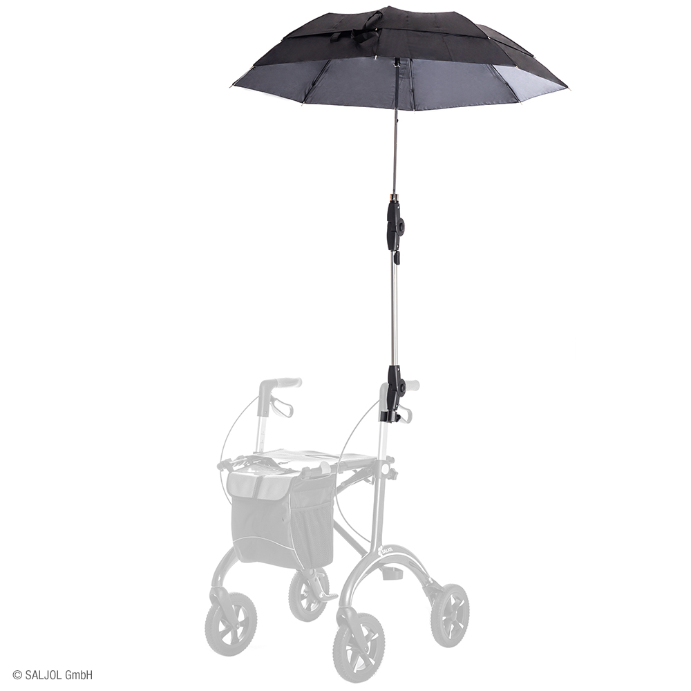 Schirm zu Rollator von SALJOL