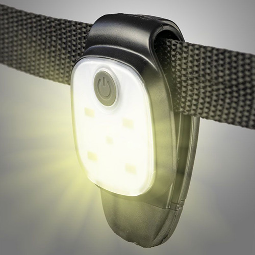 LED Lampe mit Clip-Befestigung
