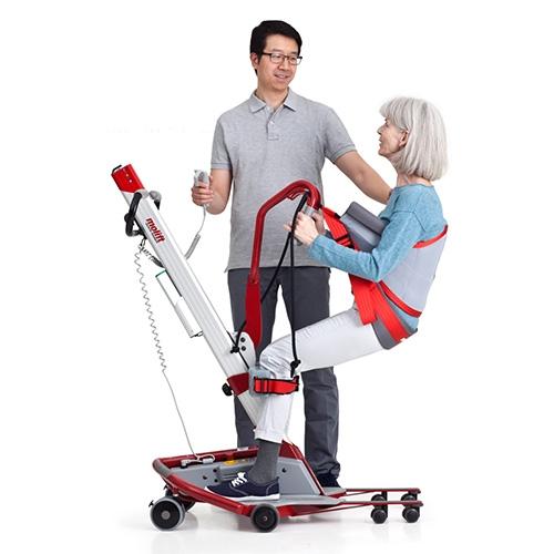 Patientenlifter Quick Raiser 1 – Molift